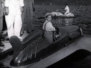 <b><a href='photo-4484-censusa-374_timossi-1954_en.htm'>Maria Luisa IV° - Timossi (1954)</a></b><br><br>First version of the hull with the back fin, then immediately removed. The child standing on the seat is Mora Nicola.<br />
