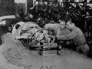 <b><a href='photo-4486-censusa-374_timossi-1954_en.htm'>Maria Luisa IV° - Timossi (1954)</a></b><br><br>The boat with the mechanics in the Maserati racing team in preparation for the World Speed Record attempt