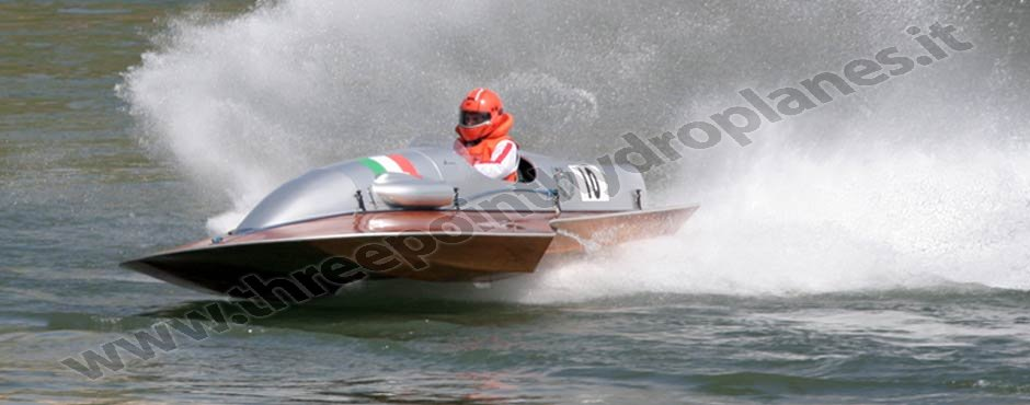 Events, races and meeting of three point hydroplane | Three